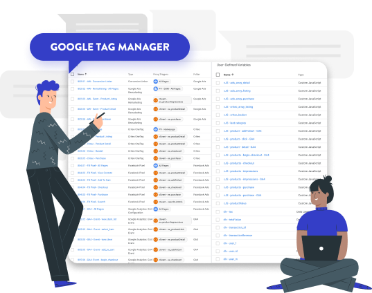 Google Tag Manager Shopify